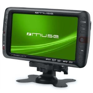 Muse M-115 TV - Téléviseur LCD portable 18 cm