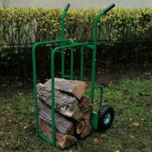 Ribiland PRCPB250 - Chariot à bûches jusqu'à 250 kg