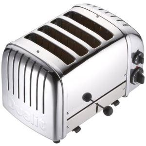 Dualit Vario Combi 42187 - Toaster 4 fentes