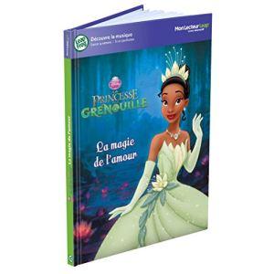 Leapfrog Livre Tag : La Princesse et la Grenouille