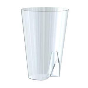 Adiserve 50 verres Starck en plastique jetable