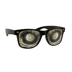 Ptit Clown RE13840 - Lunettes plastique yeux de monstre