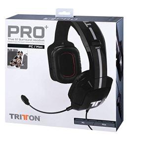 Tritton Pro+ True 5.1 Surround - Casque-micro filaire Surround