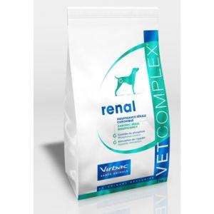 Virbac Vetcomplex Cardio Renal Senior Dog 7.5kg - Aliment médicalisé pour chien