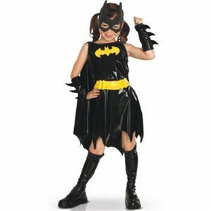 Deguisement Batgirl fille (5-7 ans)