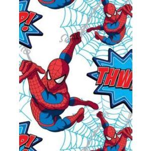 Worlds Apart 863773 - Lit de voyage gonflable Spiderman 60 x 150 cm