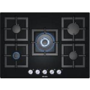 Siemens ep716qb21e table de cuisson gaz 5 foyers - Table cuisson gaz siemens ...