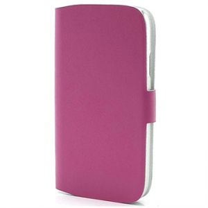 Mtp products Doormoon - Étui portefeuille en cuir pour Samsung Galaxy S3 I9300
