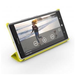 Nokia CP-623YL - Étui avec Support pour Nokia Lumia 1520