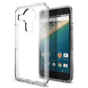 Spigen sgp 124974 - Coque Ultra Hybrid pour Nexus 5X