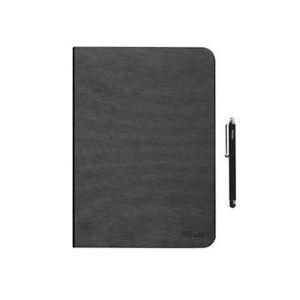Trust 19545 - Housse Stile Folio + stylet pour iPad Air
