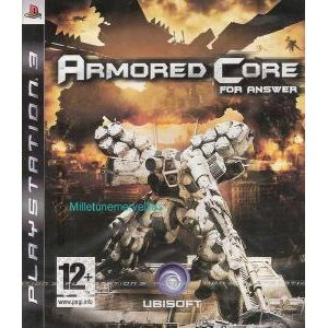 Armored Core : For Answer sur PS3