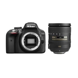 Nikon D3300 (avec objectif Sigma 18-200mm)