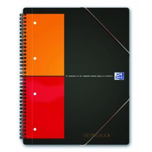 Oxford Cahier Meeting Book 160 pages 23 x 29,7