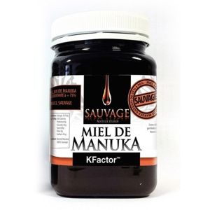 Dr. Theiss Miel de Manuka Sauvage Bio Tpa 16 + - 500 g