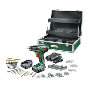 Bosch PSR 14,4 LI-2 - Ensemble de 241 accessoires