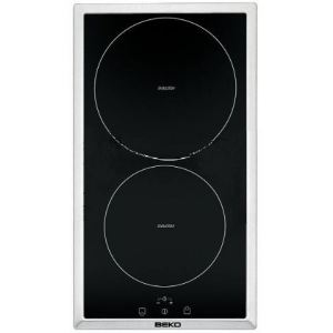 Beko HDMI32400DTX - Domino induction 2 foyers
