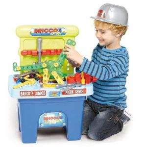 Chicos Set de bricolage : Bricco's Junior portable avec casque