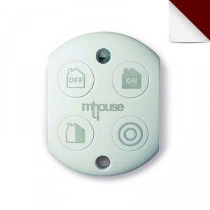 mhouse MATX4 - Télécommande 4 touches