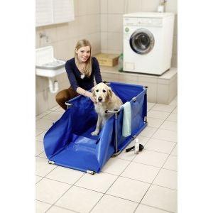 Karlie Baignoire Doggy Shower pour grand chien