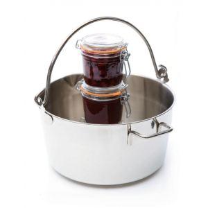Beka Bassine confiture Sweet Jar en inox (30 cm)