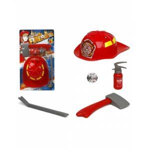 Set pompier pour enfant (5 pièces)