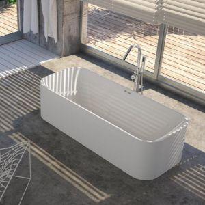 baignoire 175 cm acrylique comparer 63 offres. Black Bedroom Furniture Sets. Home Design Ideas