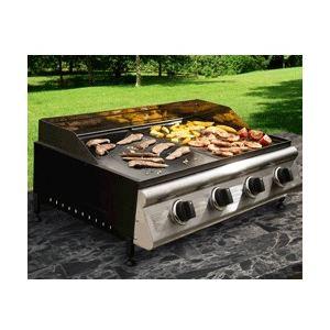 cook 39 in garden estadilla 4 plancha au gaz 4 br leurs comparer avec. Black Bedroom Furniture Sets. Home Design Ideas