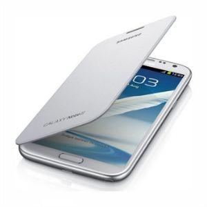 Samsung EFC-1J9FW - Étui à rabat pour Samsung Galaxy Note 2