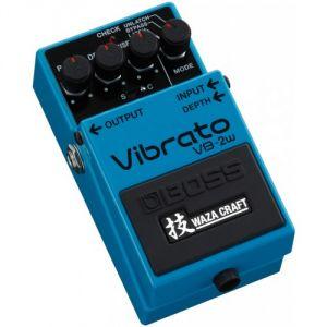Boss Effect Vibrato VB-2W Waza Craft