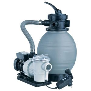Ubbink 7504641 - Kit de filtration à sable Poolfilter Set 2,50 m3/h
