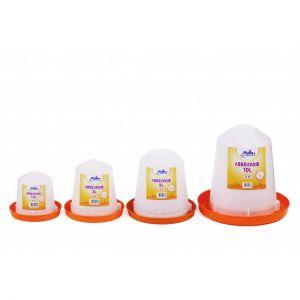 Plume & compagnie Abreuvoir plastique siphoïde 3 L
