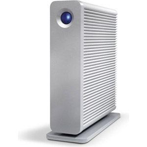 """Lacie 9000258EK - Disque dur externe d2 Quadra USB 3.0 4 To 3.5"""" FireWire eSATA 7200 rpm"""