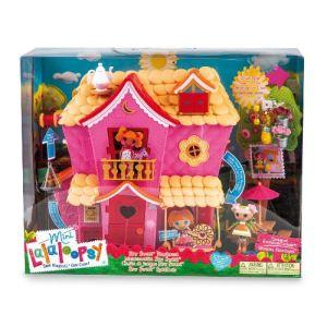 Giochi Preziosi Mini Lalaloopsy - Maison merveilleuse avec poupée 8 cm