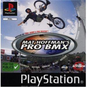 Mat Hoffman's Pro BMX sur PSone