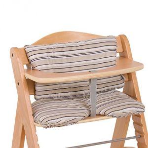 Hauck Set de 2 coussins pour chaise haute