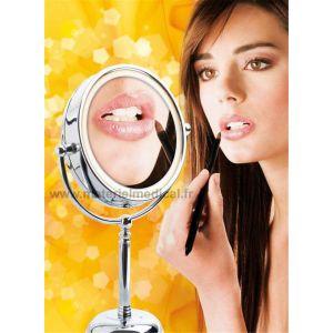 Lanaform LA131002 - Miroir cosmétique Tactile X7