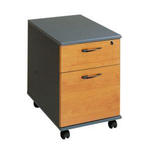 Coffre mobile Quorum 2 tiroirs