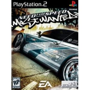 Need for Speed : Most Wanted sur PS2