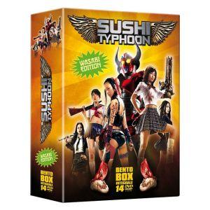 Coffret Sushi Typhoon - L'Intégrale 14 DVD