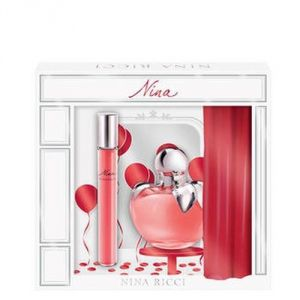 Nina Ricci Nina - Coffret eau de toilette et roll-on