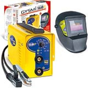 GYS GYSMI 160 P + LCD Master 11 - Poste de soudure à l'électrode inverter avec masque LCD (030435)