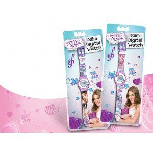 86726 - Montre pour fille Disney Violetta Digitale