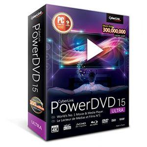 PowerDVD 15 Ultra pour Windows