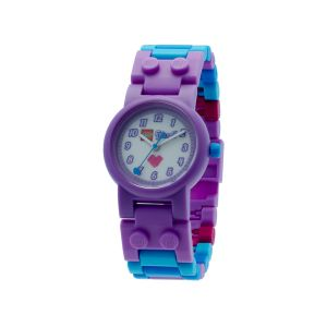 Lego 8020165 - Montre pour fille Friends Olivia