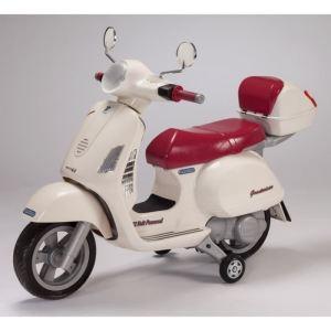 Peg Perego Scooter Vespa électrique