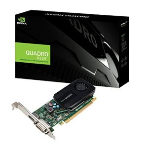 PNY VCQK600-PB - Carte graphique Quadro K600 1 Go DDR3 PCI-E 2.0