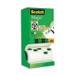 Scotch Magic 19 mm x 33 m Transparent