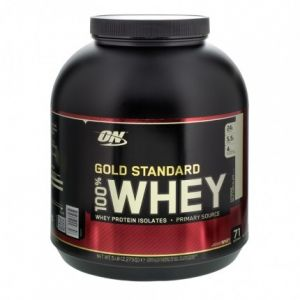 Optimum nutrition 100% Whey Gold Standard 2273 g Extreme Milk