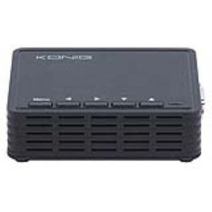 König CMP-TELVIEW3 - Convertisseur PC vers TV VGA vers Composite + S-Video